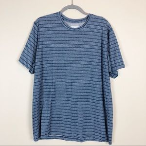 MEN's Columbia Omni-Wick Striped Tee
